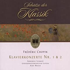 Chopin: Concerto for Piano and Orchestra No. 1 & 2 (Sch�tze der Klassik)