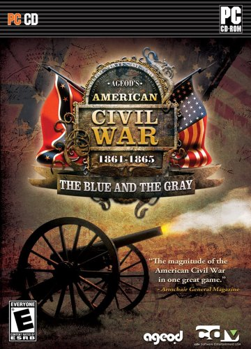 American Civil War, 1861-1865: The Blue and the Gray (Computer War Games compare prices)
