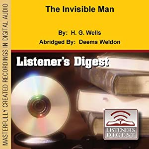 The Invisible Man | [H. G. Wells]