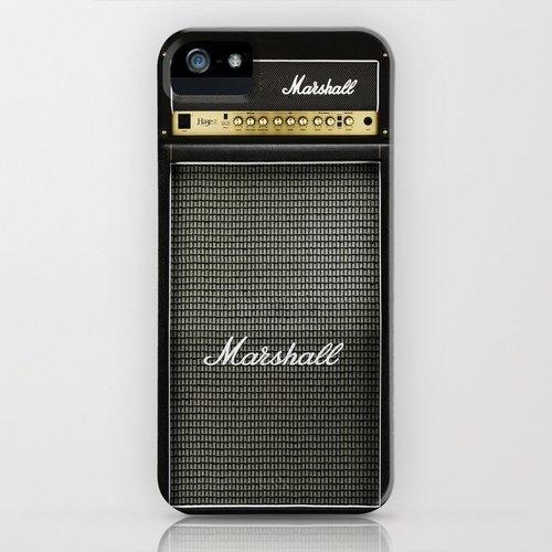 society6 iPhone5/5sケースguitar electric amp amplifier並行輸入品 デザイナーズiPhoneケース