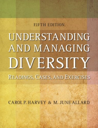 Understanding and Managing Diversity (5th Edition)