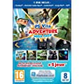 Adventure Games Mega Pack + Carte M�moire 8 Go pour PS Vita