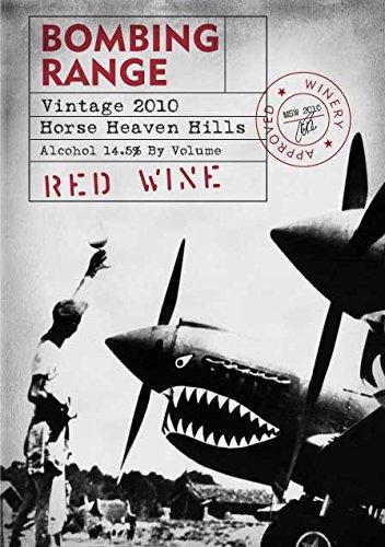 "2010 Mckinley Springs ""Bombing Range Red"" Horse Heaven Hills Estate Red Blend 750 Ml"