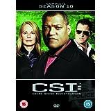CSI: Las Vegas- Complete Season 10 [DVD]by Laurence Fishburne