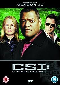 CSI: Las Vegas- Complete Season 10 [DVD]