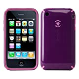 iphone 3gs case AT T Speck CandyShell for Apple iPhone 3G 3GS Purple Pink Wireless Phone Accessory iphone 3gs case