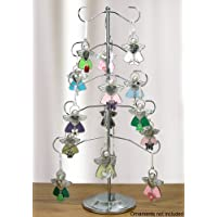 Display Tree - Chrome Ornament Stand - 16