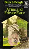 Fine and Private Place (004823219X) by Beagle, Peter S.