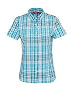 Lafuma Camisa Mujer Ld Ethnic (Cielo)