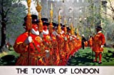 Tower of London (old rail ad.) fridge magnet