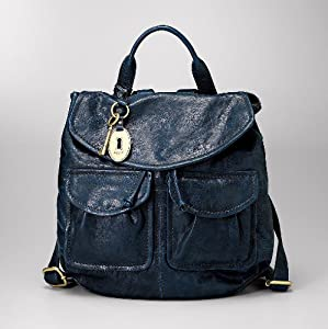fossil damen tasche rucksack modern cargo backpack shb9828400 sport freizeit. Black Bedroom Furniture Sets. Home Design Ideas