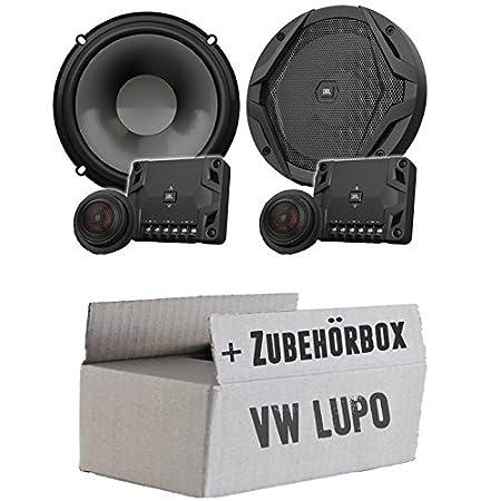 VW Lupo Front - JBL GX600C | 2-Wege | 16cm Lautsprecher System - Einbauset