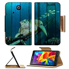 buy Samsung Galaxy Tab 4 7.0 Inch Flip Pu Leather Wallet Case Turtle In Sipadan Malaysia Mural The Wood Painting Concept Image 34406172 By Msd Customized Premium