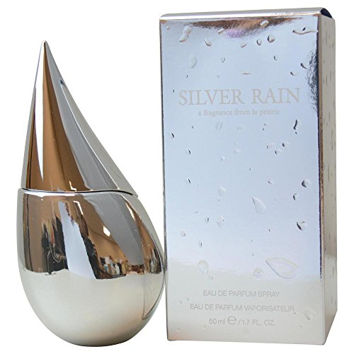 SILVER RAIN by La Prairie EAU DE PARFUM SPRAY 1.7 OZ for WOMEN ---(Package Of 6) (La Prairie Silver Rain compare prices)