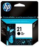 HP 21 - Black Inkjet Print Cartridge (C9351AE)