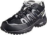 [シモン] simon [シモン]simon エアースペシャル3000 静電 作業靴 JSAA 2312130 BK(ブラック/26)