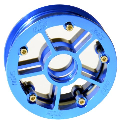 MBS Rock Star Pro Hub- Blue Alum- Single