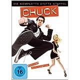 Chuck - Die komplette dritte Staffel 5 DVDs