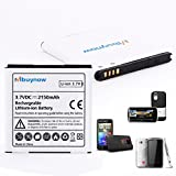 Mbuynow® 2150mAh Replacement Battery for HTC EVO 3D / Amaze 4G / Sensation XE