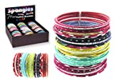 Spangles 7 Piece Sparkling Bracelet Set (sold individually)