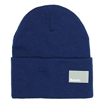 Bench Men's Lokuss B Beanie, Estate Blue, One Size