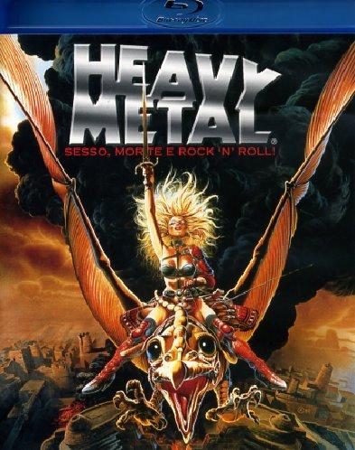 Heavy metal - Sesso, morte e rock'n'roll