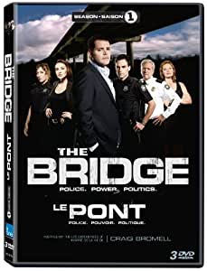 Bridge, The - Season 1 / Le pont - Saison 1 (Bilingual)