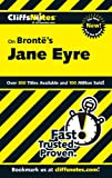 img - for CliffsNotes on Bront  s Jane Eyre book / textbook / text book