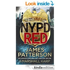 Amazoncom NYPD Red 4 9781455585199 James Patterson