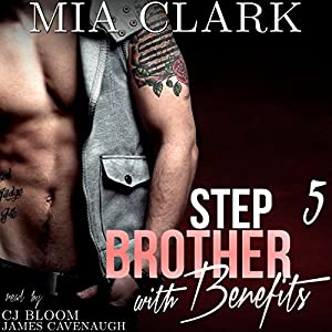 Stepbrother with Benefits 5 Audiobook