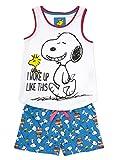 Girls Girls Snoopy® Shortie Pyjamas Ages 7 8 9 10 11 12 13 14 15 16 Years Short (11-12 Years)
