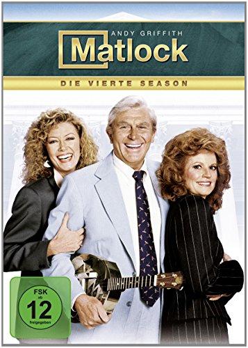 Matlock - Die vierte Season [6 DVDs] hier kaufen