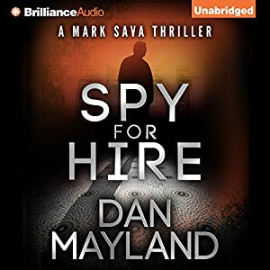 Spy for Hire Audiobook