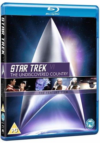 �������� ���� 6: ���������� ������ / Star Trek VI: The Undiscovered Country (1991) BDRip