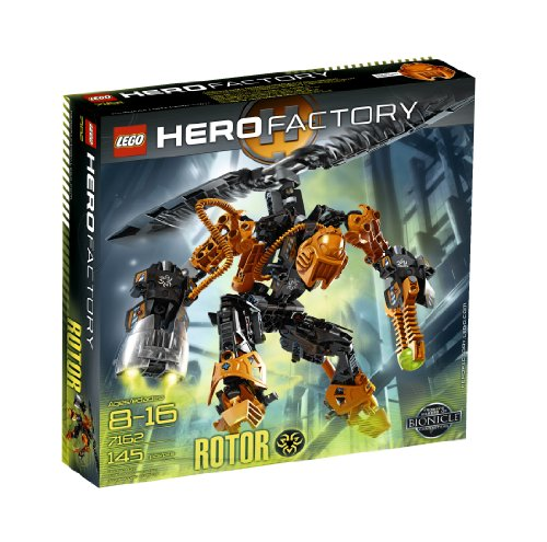 LEGO Hero Factory Rotor (7162)