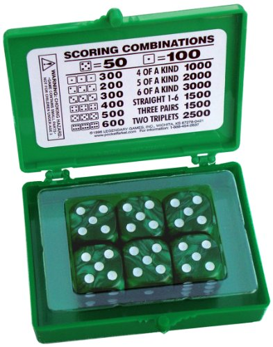 CO-Green Flat Pack Game, Green - 1