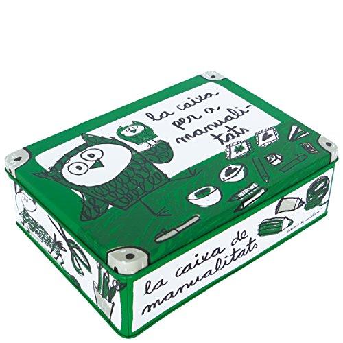 laroom-13580-metalldose-la-caixa-manualitats-grun