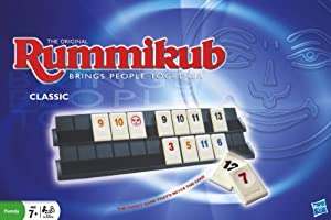 Rummikub Original - Manufactured by HASBRO