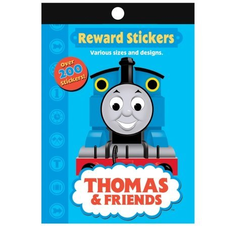 Thomas & Friends Reward Stickers - 1