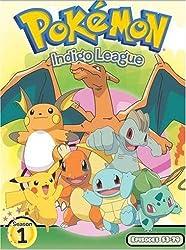 Pokemon: Season 1 Part 3 - Indigo League Box Set