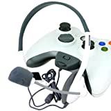 New Live Headset + Mic for Xbox 360 Wireless Controller