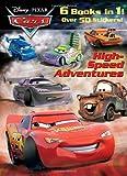 High-Speed Adventures (Disney/Pixar Cars) (Jumbo Coloring Book)