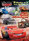 High-Speed Adventures (Disney/Pixar Cars) (Jumbo Coloring Book)