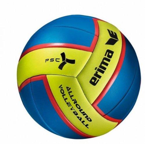 Erima Indoor Volleyball & Outdoor Beachvolleyball für Damen & Herren, Volleyball:Allround Volleyball