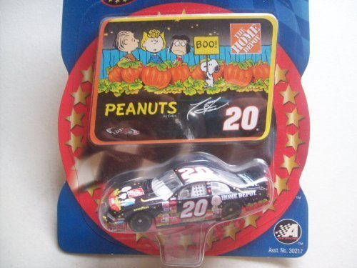 Winner's Circle Tony Stewart #20 Home Depot Halloween Peanuts Pontiac Grand Prix
