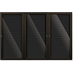 balt 98PSH-I Indoor Enclosed Directory Board Cabinet