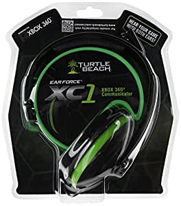 Turtle Beach - Ear Force XC1 Chat Communicator Gaming Headset - Xbox 360