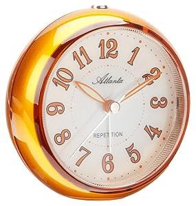 Atlanta 1725/12 reloj de repisa o sobre mesa - relojes de mesa (Analógico) Amarillo marca Atlanta