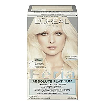 L'Oreal Paris Feria Multi-Faceted Shimmering Colour, Midnight Collection