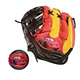 Franklin Sports Disney-Pixar CARS 9 Inch Air Tech Baseball Glove And Ball Set